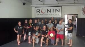 Ronin Seminar